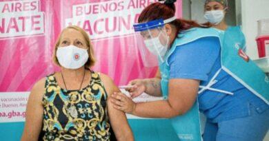 Casi 9 millones de bonaerenses ya inmunizados y la expectativa concreta de sumar niños