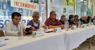 Gabriel Carril Campusano participó de un Plenario de la Federación en la histórica Quinta de San Vicente